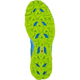 Mammut Sertig Low Buty do biegania Mężczyźni zielony/niebieski